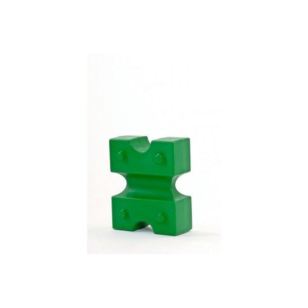 Cavaletti lille model i plast 55 x 45 x 22 cm