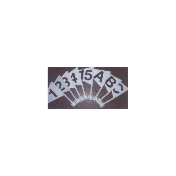 Nummerflag -sæt