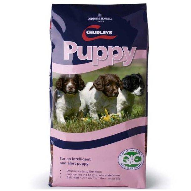 Chudleys Puppy/Junior 10 Kg.